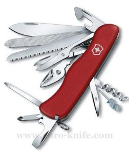 0.9064 Нож Victorinox WORKCHAMP