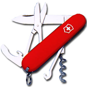 1.3405 Нож Victorinox COMPACT