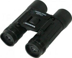Бинокль 12х25 Tasco черный