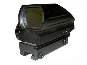 Прицел коллиматорный 1х22х33 HD103а крепление узкое 11мм(4 маркера)