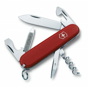2.3803 Нож Victorinox Ecoline, красный матовый нейлон