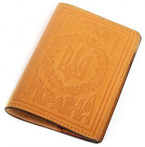Обложка для паспорта Украины  Артикул 5064
