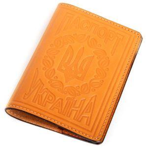 Обложка для загранпаспорта арт.5065