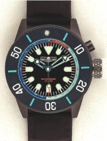Часы боевых пловцов