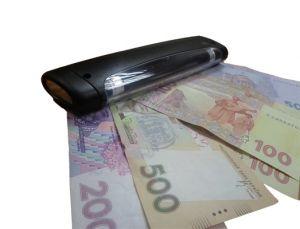 Детектор валют  портативный  MD-1818