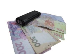 Детектор валют  портативный  NCT-168ML