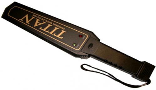 Ручной металлодетектор Titan
