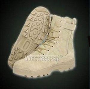 Ботинки Westrooper HAWK Tactical Boots DESERT WTP70-1418B