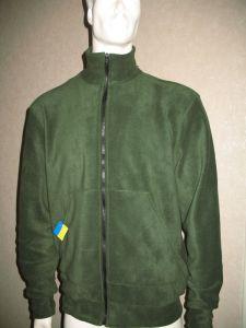 Куртка охотничья флисовая КФ1 олива