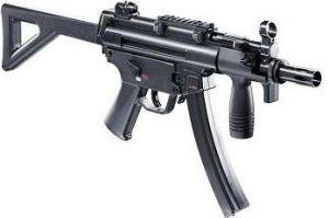 Пневмовинтовка Umarex MP5 K-PDW