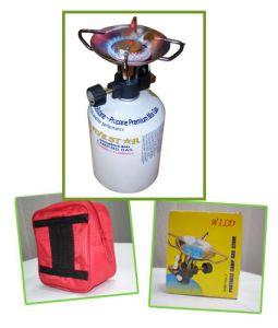 Портативная печь для кемпинга HM 166- L1.