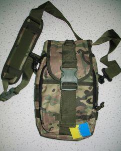 Сумка тактическая SN-3 (тк. Multicam) с системой молли