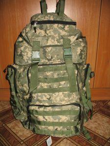Рюкзак тактический 75л   украинская цифра