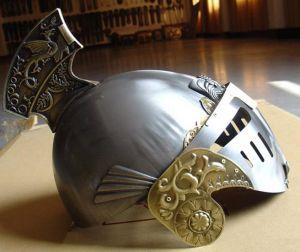 Шлем сувенирный TZH-02